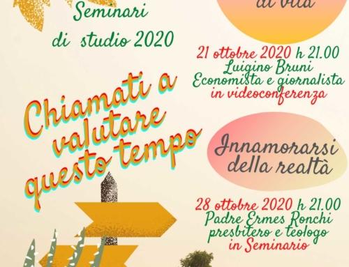 SEMINARI DI STUDIO 2020